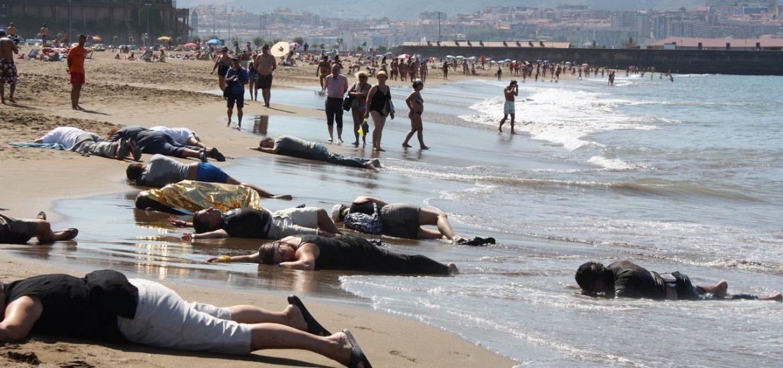 Lo que el mar nos trae: cuerpos muertos de las personas refugiadas