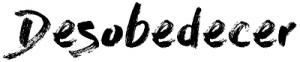 Logo Desobedecer