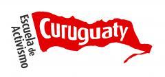 Logo escuela de activismo Curuguaty