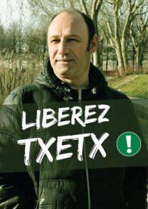 Libérez Txetx !