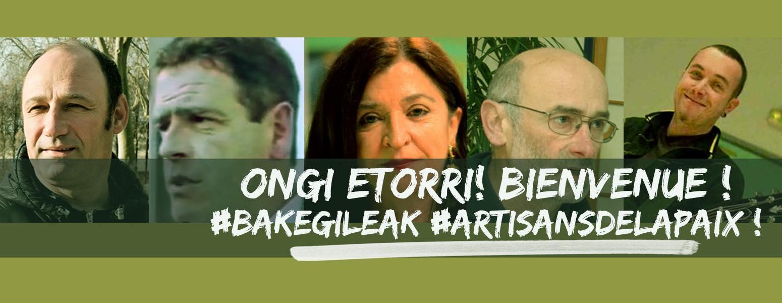 Ongi Etorri! #Bakegileak #ArtisanosdeLaPaz