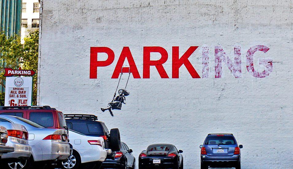 No al parking de Ibarbengoa. Tosu bizirik