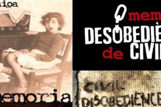 """Entrevista Romain Lauféron en el programa La Memoria en Info7Irratia sobre desobediencia y la edición del libro """"Desobedecer, pequeño manual"""""""