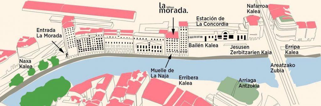 Acceder a la Morada de Bilbao.