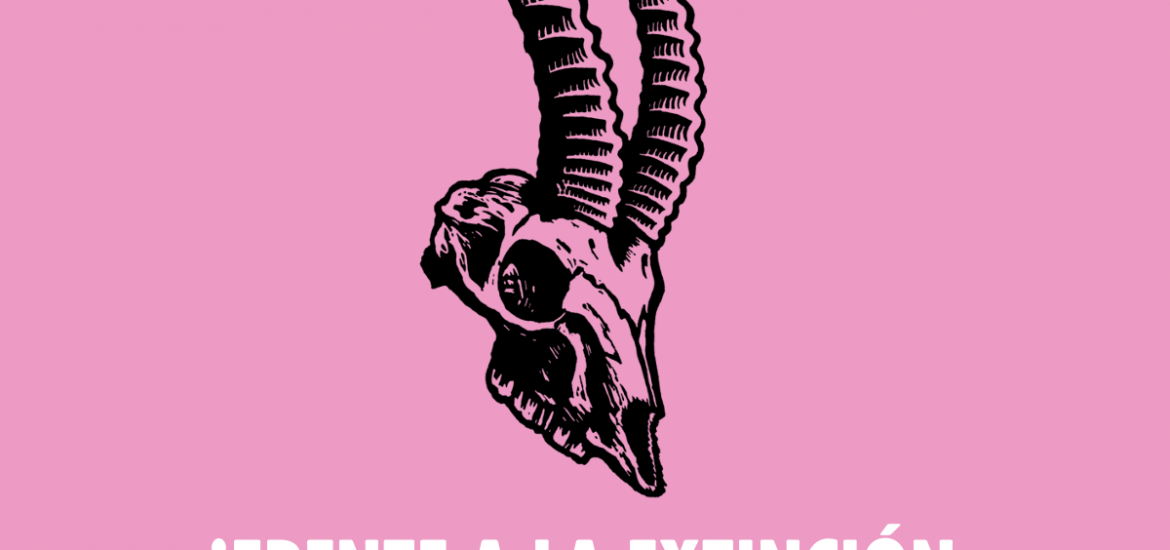 Cartel de Extinction Rebellion Bizkaia
