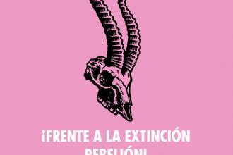 Cartel de Extinction Rebellion Bizkaia