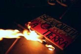Extinction Rebellion Bizkaia se moviliza mientras arde un continente #BushfireRebellion.